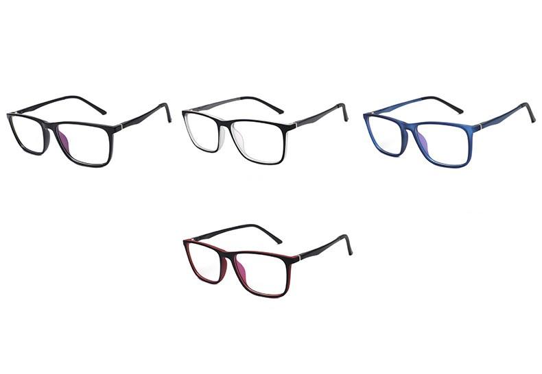ES1 gamer szemüveg színváltozatok