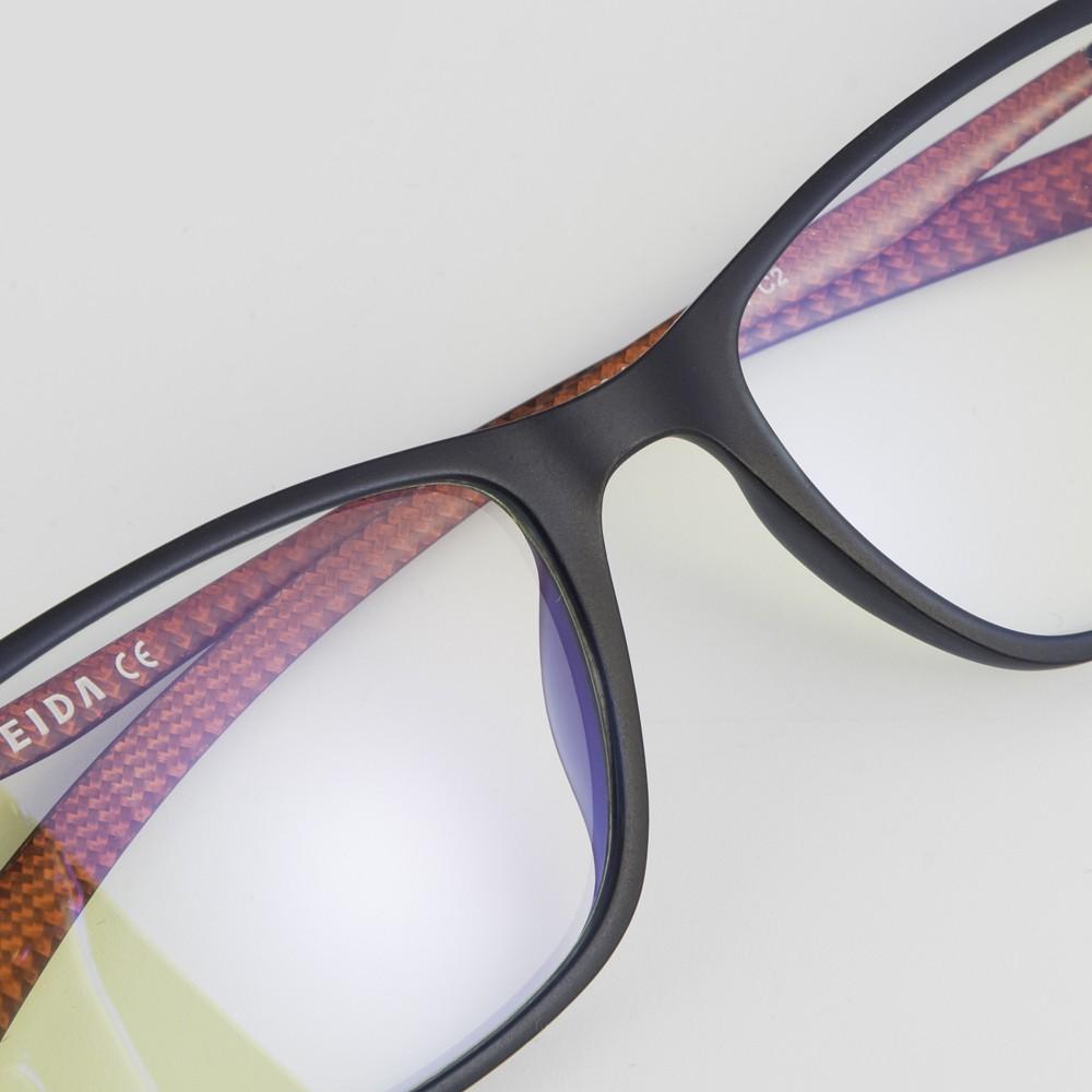 Pro Carbon1 monitor szemüveg -gamer szemüveg PIROS