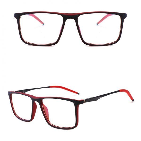 ES2 piros monitor szemüveg