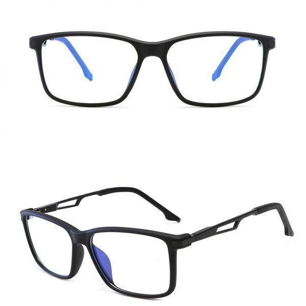 ES3 pro fekete gamer szemüveg