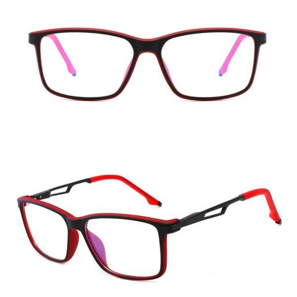 ES3 pro piros gamer szemüveg