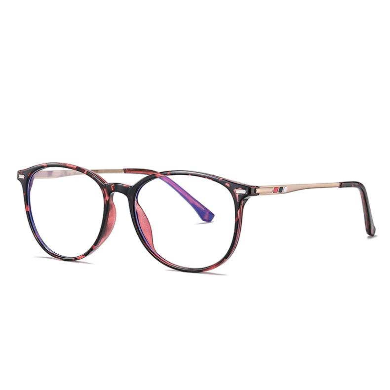ANGL1 monitor szemüveg átlátszó leopard