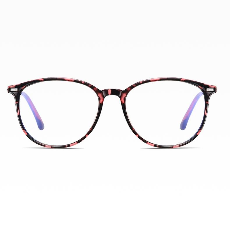 ANGL1 monitor szemüveg átlátszó leopard front