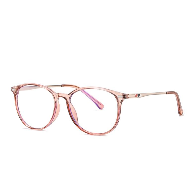 ANGL1 monitor szemüveg átlátszó rosegold