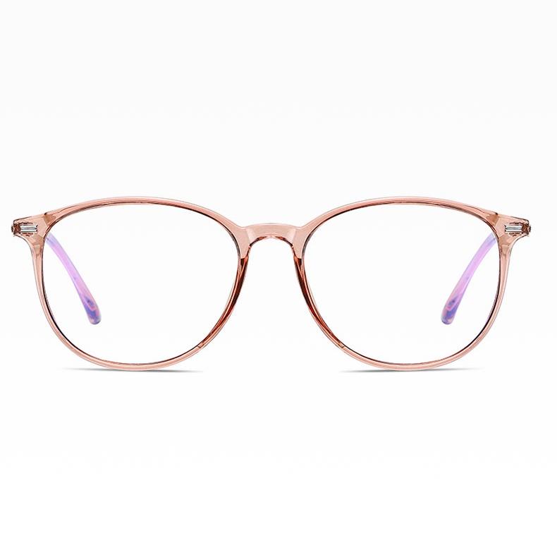 ANGL1 monitor szemüveg átlátszó rose rosegold