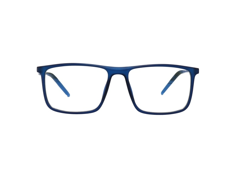 ES2 kék monitor szemüveg előlnézetből
