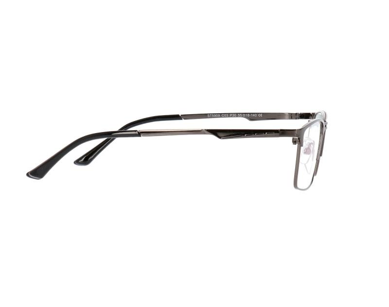 STL1 PRO gun Monitor szemüveg oldalról