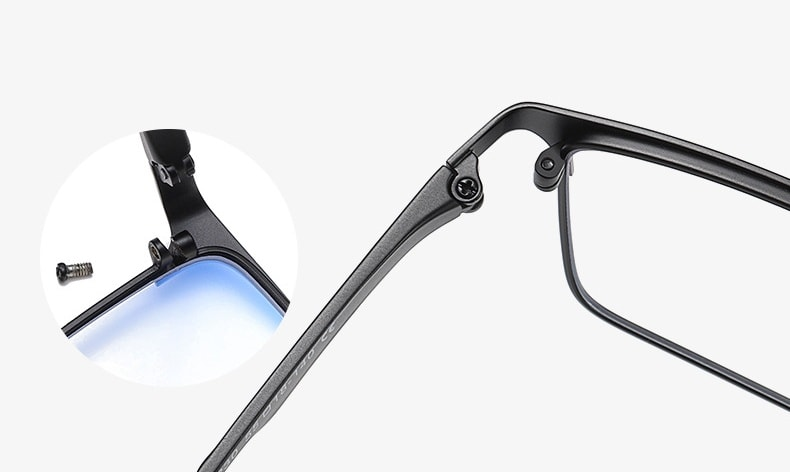 STL1 PRO fekete Monitor szemüveg csukló