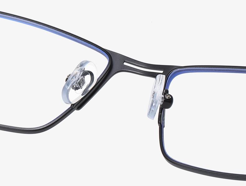 STL1 PRO fekete Monitor szemüveg orrtám