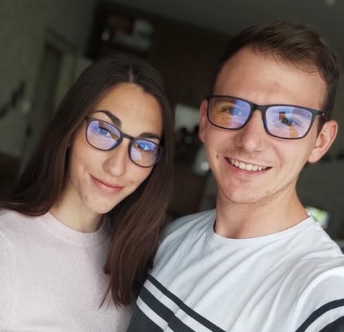 Dorina és Tamás