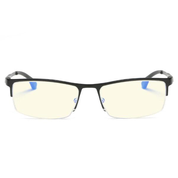 Pro alloy 2 fém monitor szemüveg - fekete