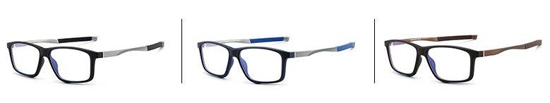Eyeshield ES4 Kék fény szűrő gamer szemüveg 3 színváltozat