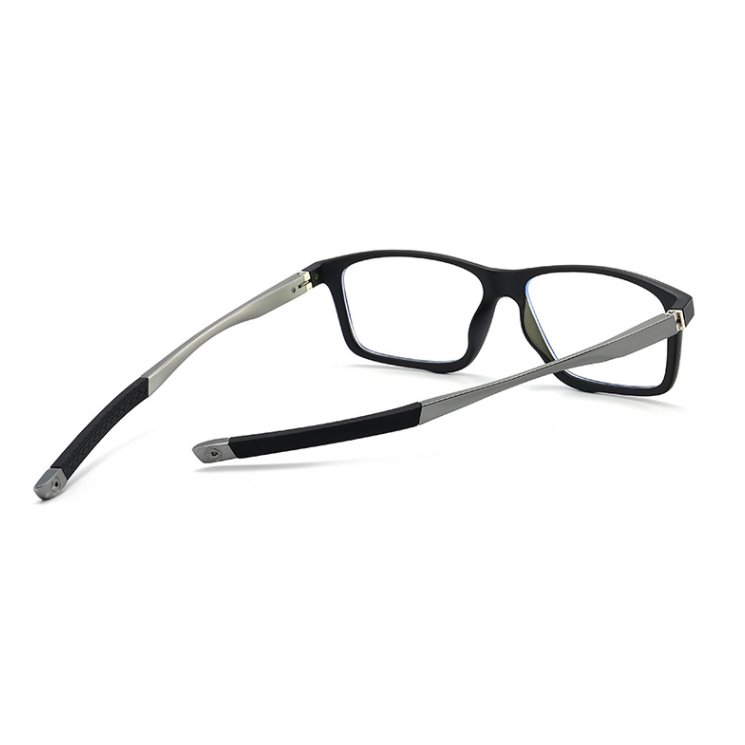 Eyeshield ES4 Kék fény szűrő gamer szemüveg - fekete, szürke