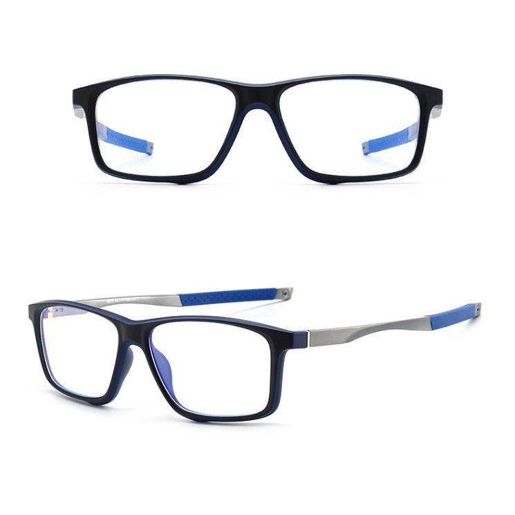 Eyeshield ES4 Kék fény szűrő gamer szemüveg - kék