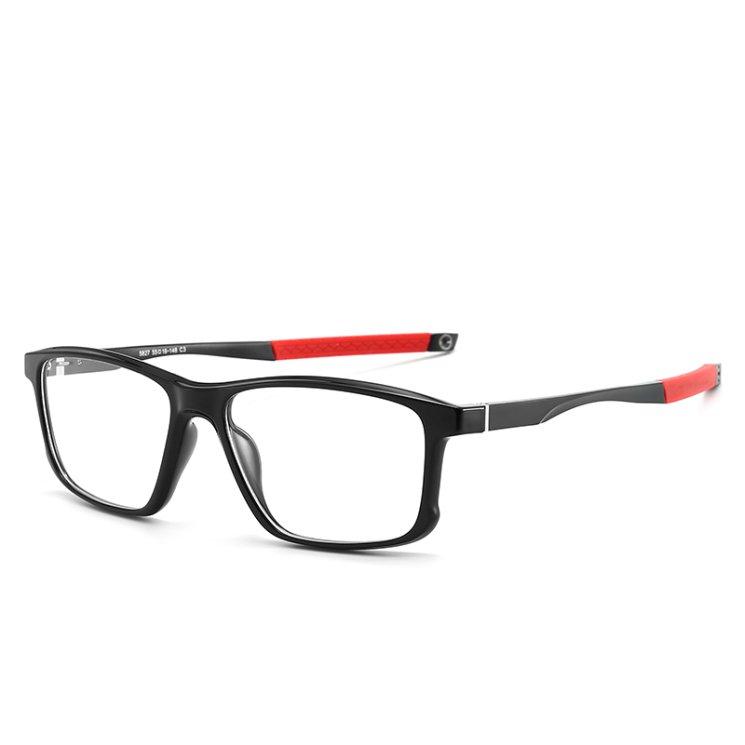 Eyeshield ES5 Kék fény szűrő gamer szemüveg - piros