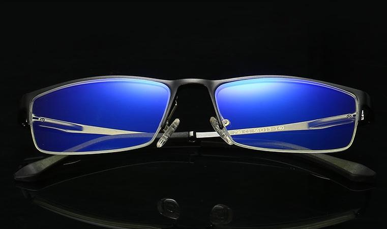 Pro alloy 2 fém monitor szemüveg