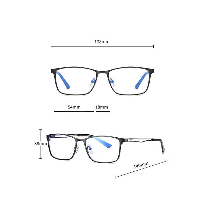 eyeshield STL2 kék fény szűrő monitor szemüveg méretek